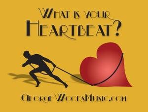 Image of Heart Drag Sticker