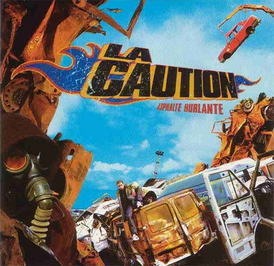 Image of La Caution : Asphalte Hurlante Collector Edition (CD)