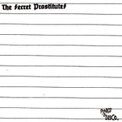 Image of THE SECRET PROSTITUTES Punks Is Disco 7""