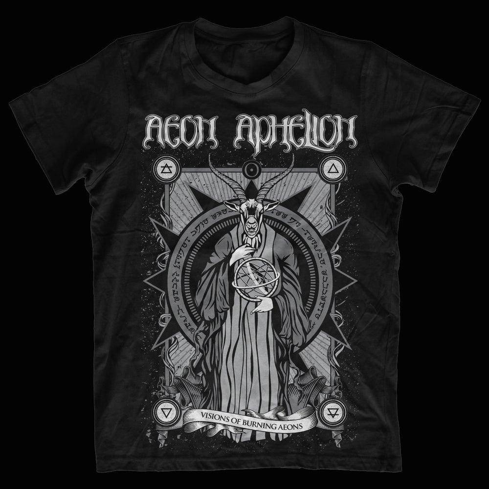 Image of Burning Aeons T-shirt