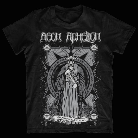 Image of Burning Aeons T-shirt