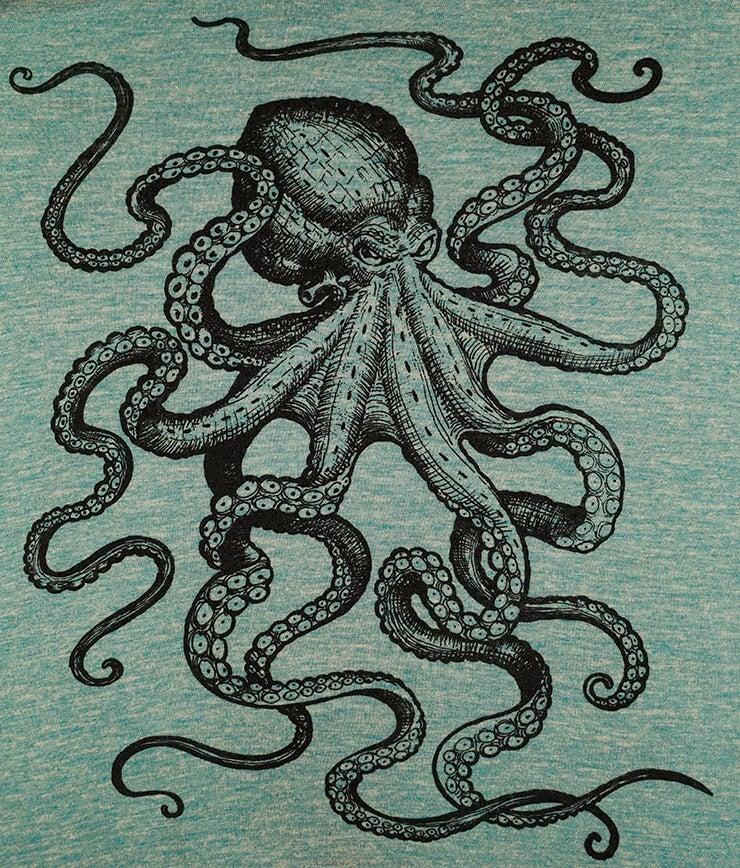 Image of Octopus Racerback Tank