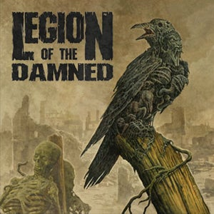 Image of Legion of the damned - Ravenous Plague CD 2014