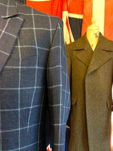 Image of Summer linen, silk lined Jacket