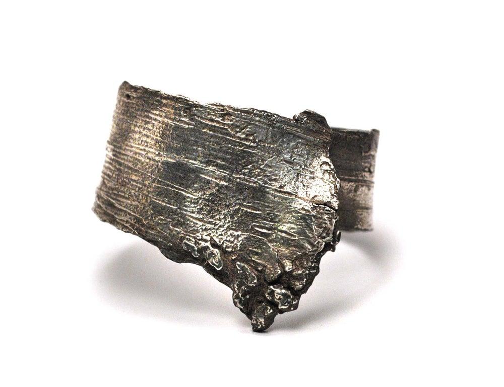 Image of bark cuff
