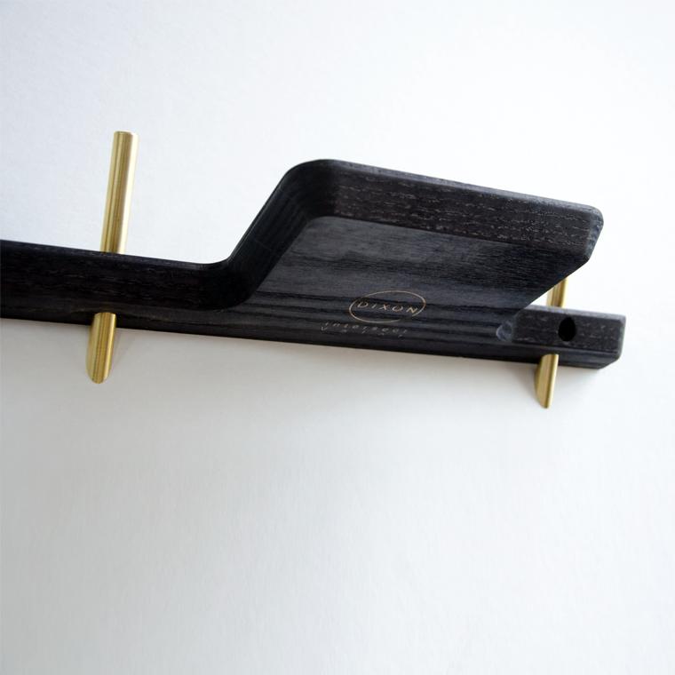 Image of Intersect Valet Black Dye/Brass
