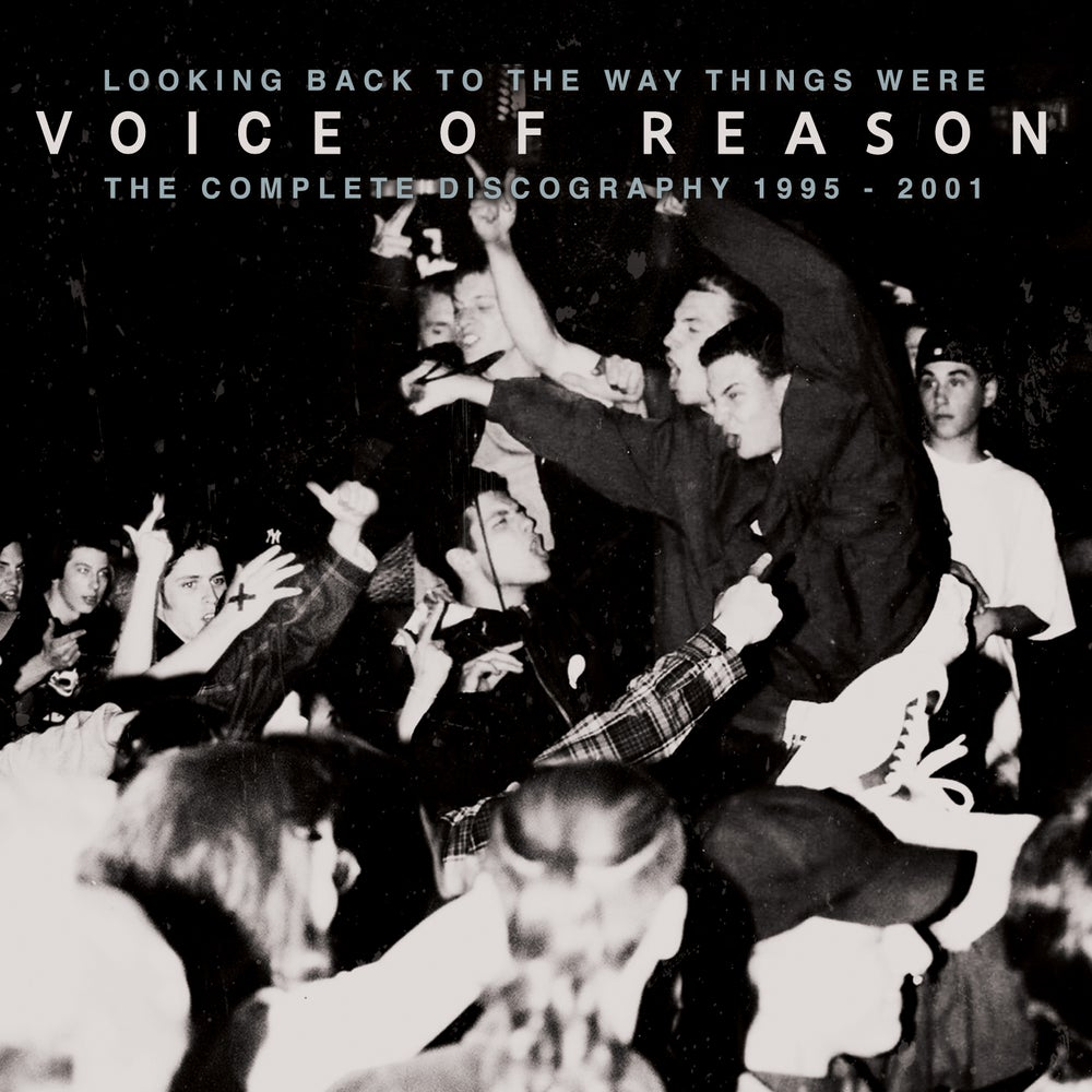 Image of Looking Back To The Way Things Were - The Complete Discography