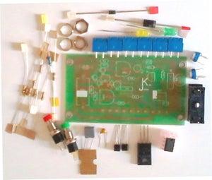 Image of Wind Turbine / Solar 555 Based Charge Controller Kit