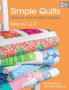 Image of Simple Quilts ... Easy as 1,2,3