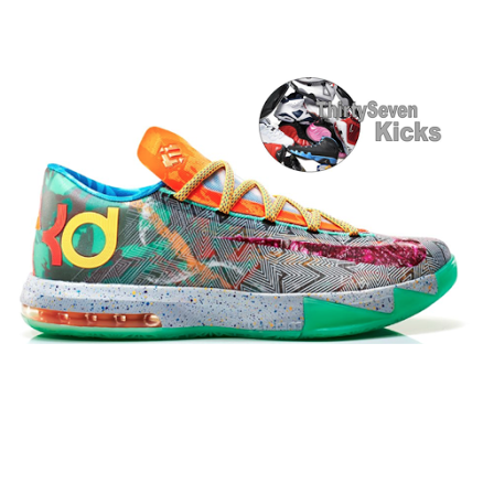 "Image of KD VI ""What The"""