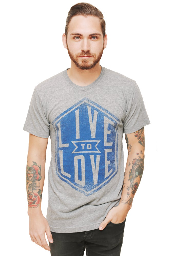 Image of Hexagon Love Tee