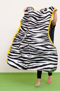Image of Zebra Blanket
