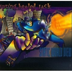 Image of Spring Heeled Jack - Static World View LP