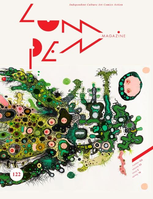 Image of #122 Lumpen Comics Issue