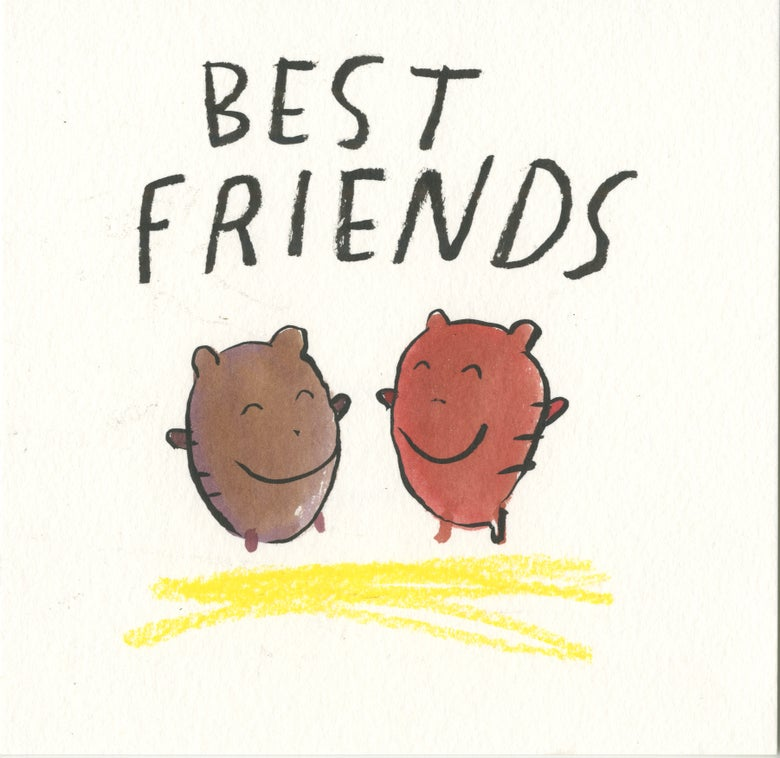 Image of BEST FRIENDS