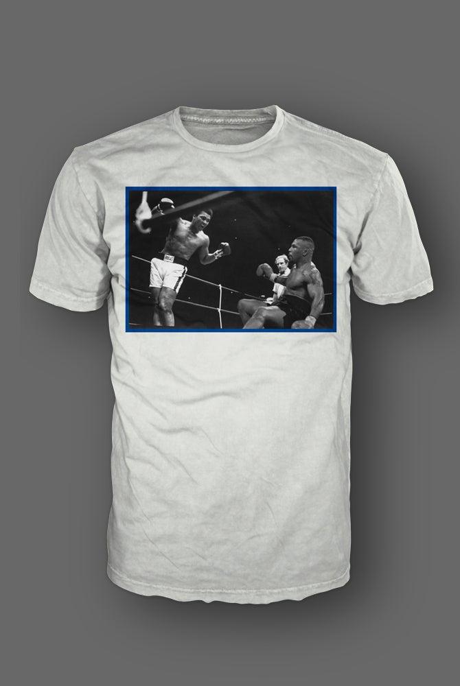 Image of World-Beater ( Muhammad Ali Drops Mike Tyson)