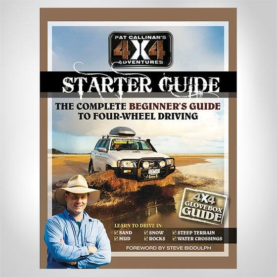"Image of ""PAT CALLINAN'S 4X4 ADVENTURES"" STARTER GUIDE BOOK"