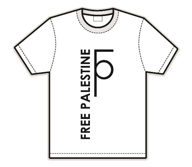 Image of Free Palestine t-shirt