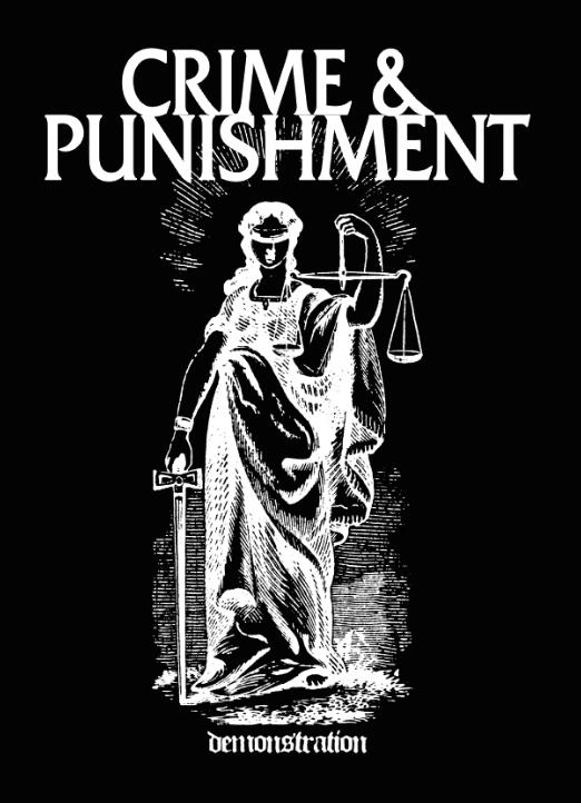 Image of Crime & Punishment - Demonstration 2014