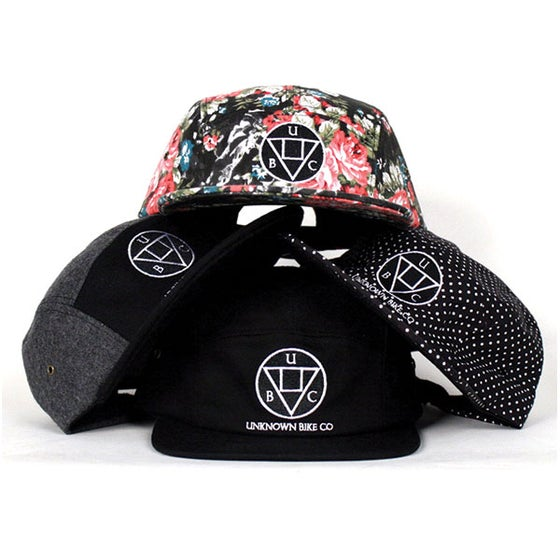 Image of 5 Panels Hats Unknown Bike Co.