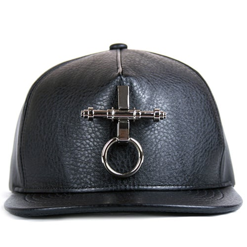 Image of Inspired Givenchy Strapback 2 Silver