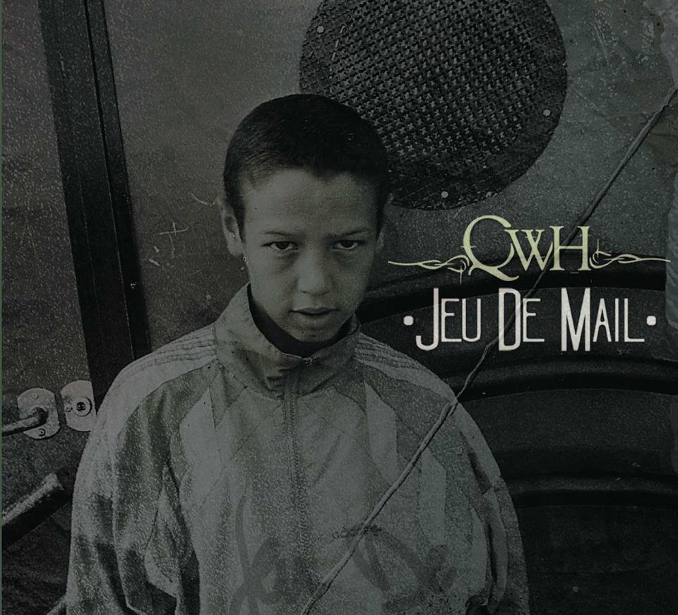 Image of QWH | Jeu De Mail (LP)