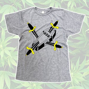 Image of GDP Coffin Sword T-Shirt