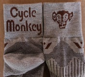 Image of Cycle Monkey SwiftWick Wool Socks
