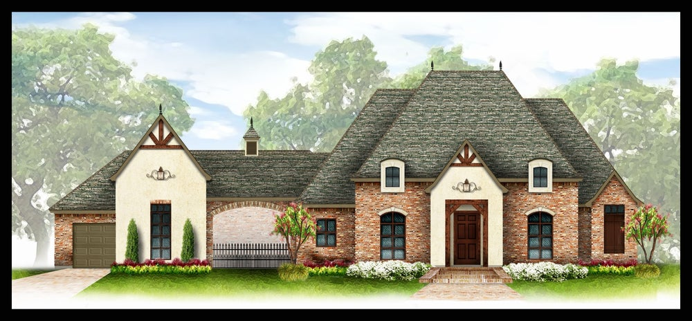 The egret 2850sf rapid home designs for Rapid home designs