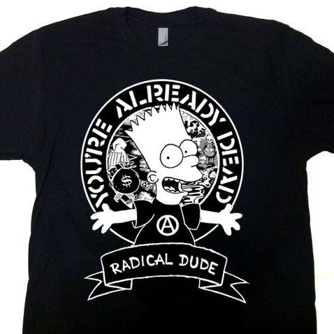 Image of Radical Dude t-shirt