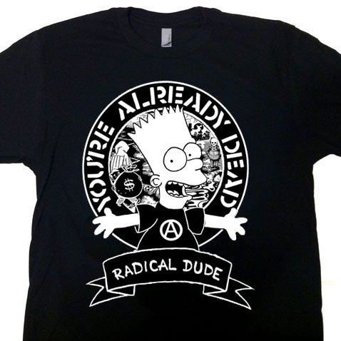 Image of Radical Dude t-shirt