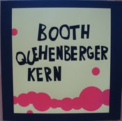 "Image of BOOTH|QUEHENBERGER|KERN ""Who's That?"" 12"""