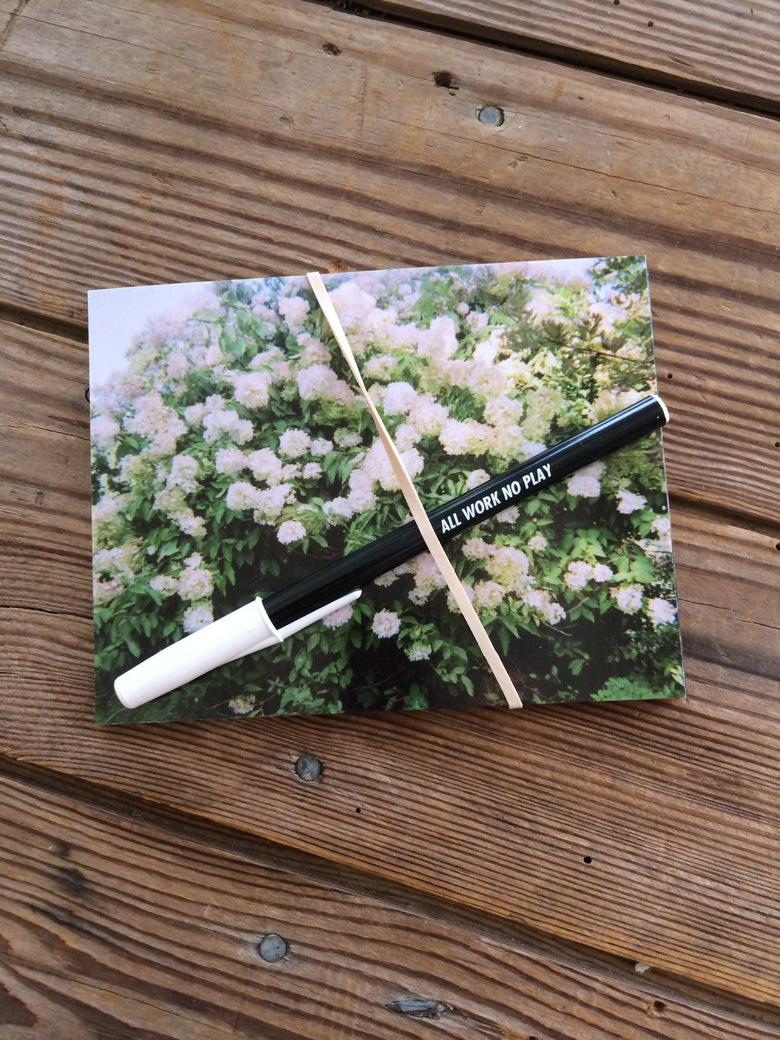 Image of On Flora Postcard Set