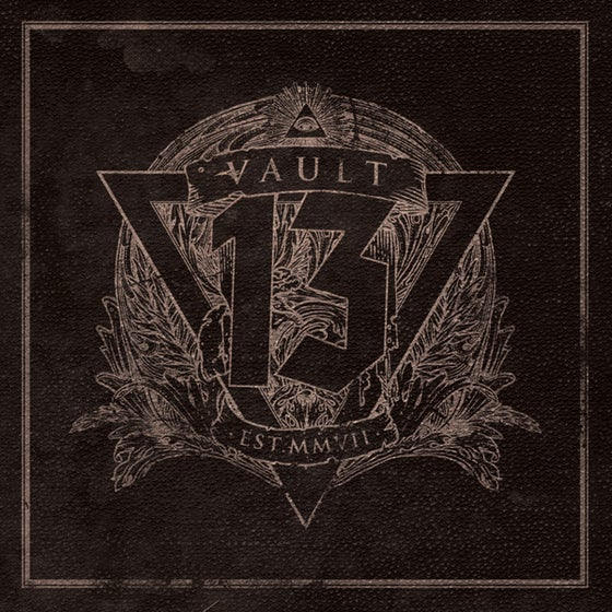 Image of VAULT13 -Your God Is a Lie - CD