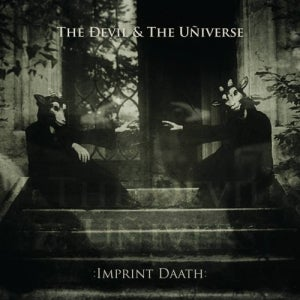 Image of [a+w cd004] The Devil & The Universe - :Imprint Daath: CD (2. Edition)
