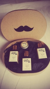 """Image of Browns parlours """"Gentlemans Collective"""" gift set"""