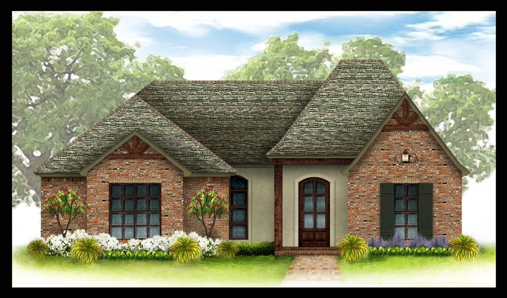 The Crow 1830sf Rapid Home Designs