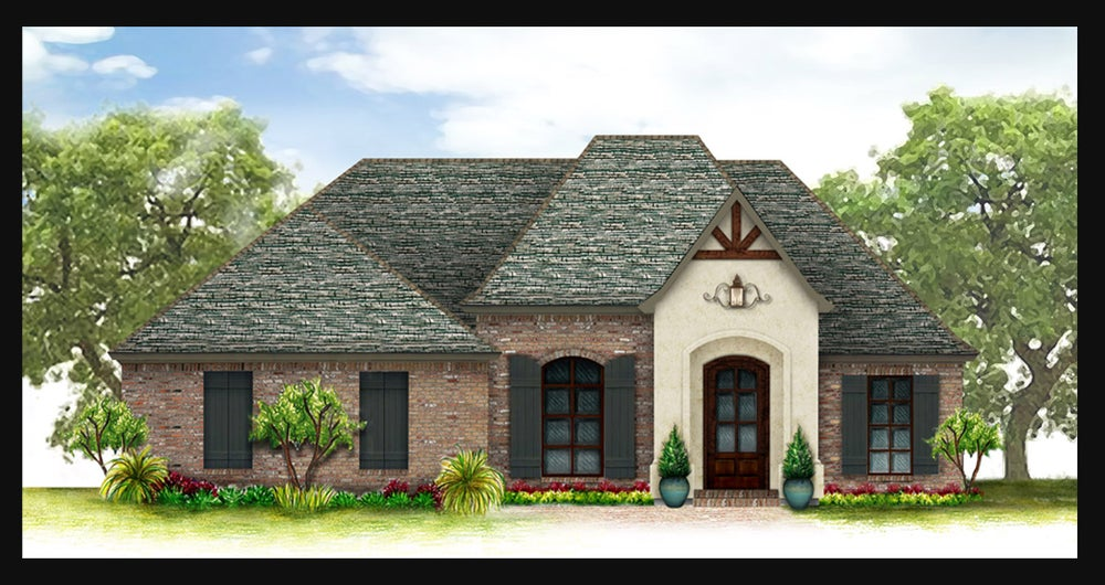 The albatross 1854sf rapid home designs for Rapid home designs