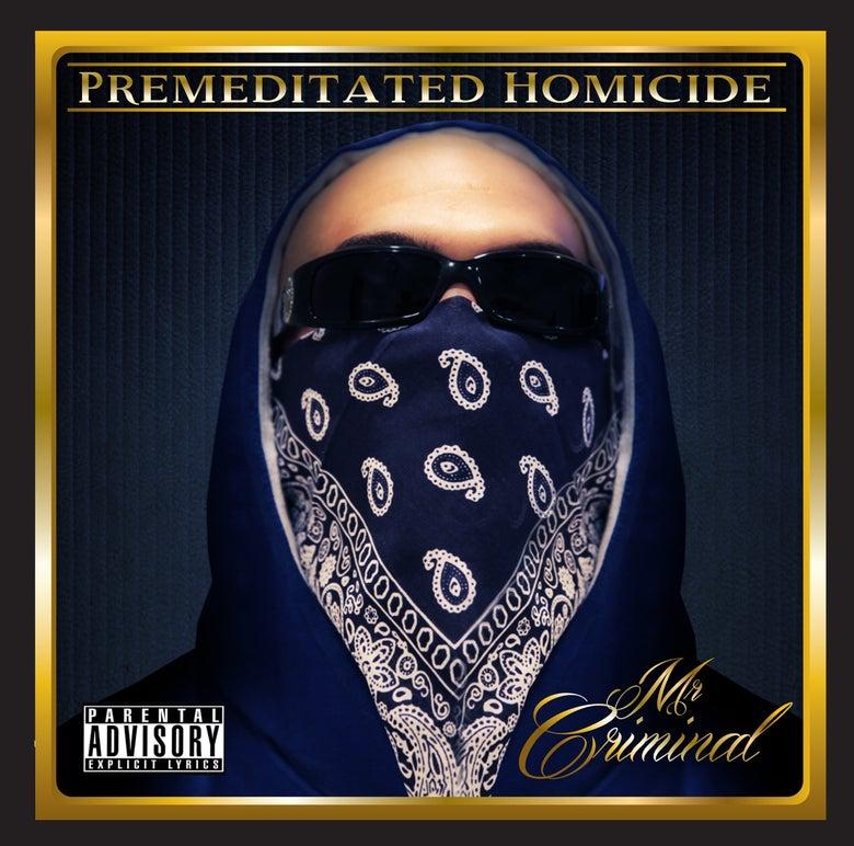 Image of Mr Criminal - Premeditated Homicide
