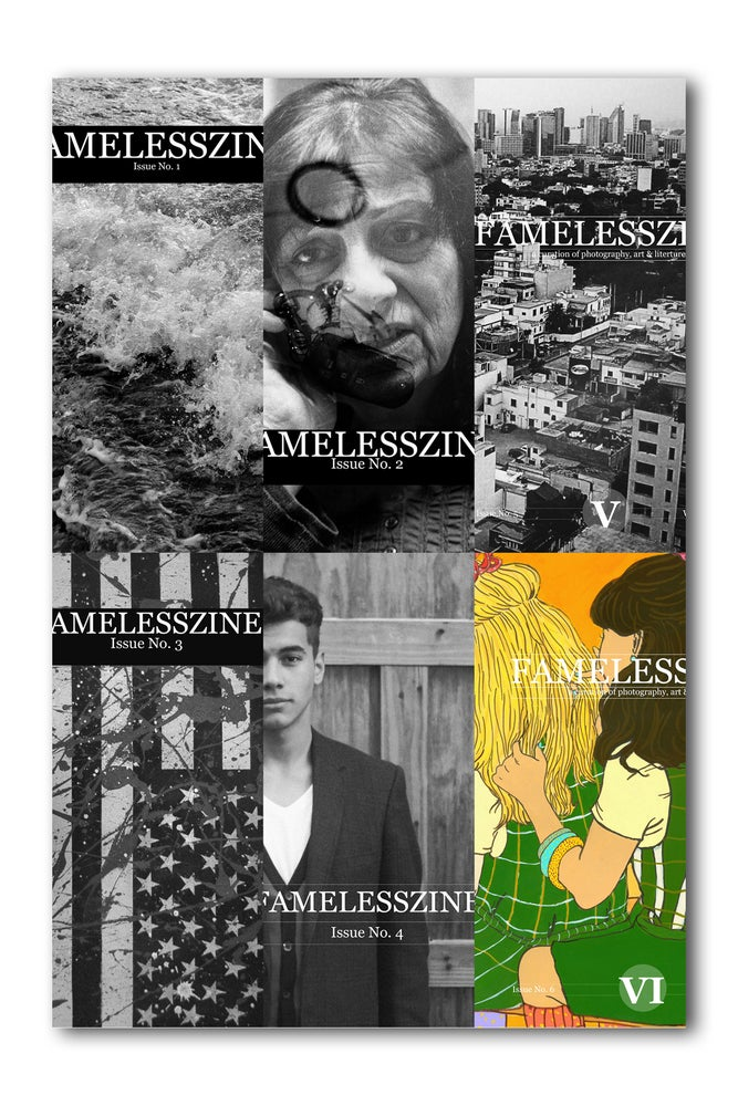 Image of Issues 1-6: The Complete Available Back Issues