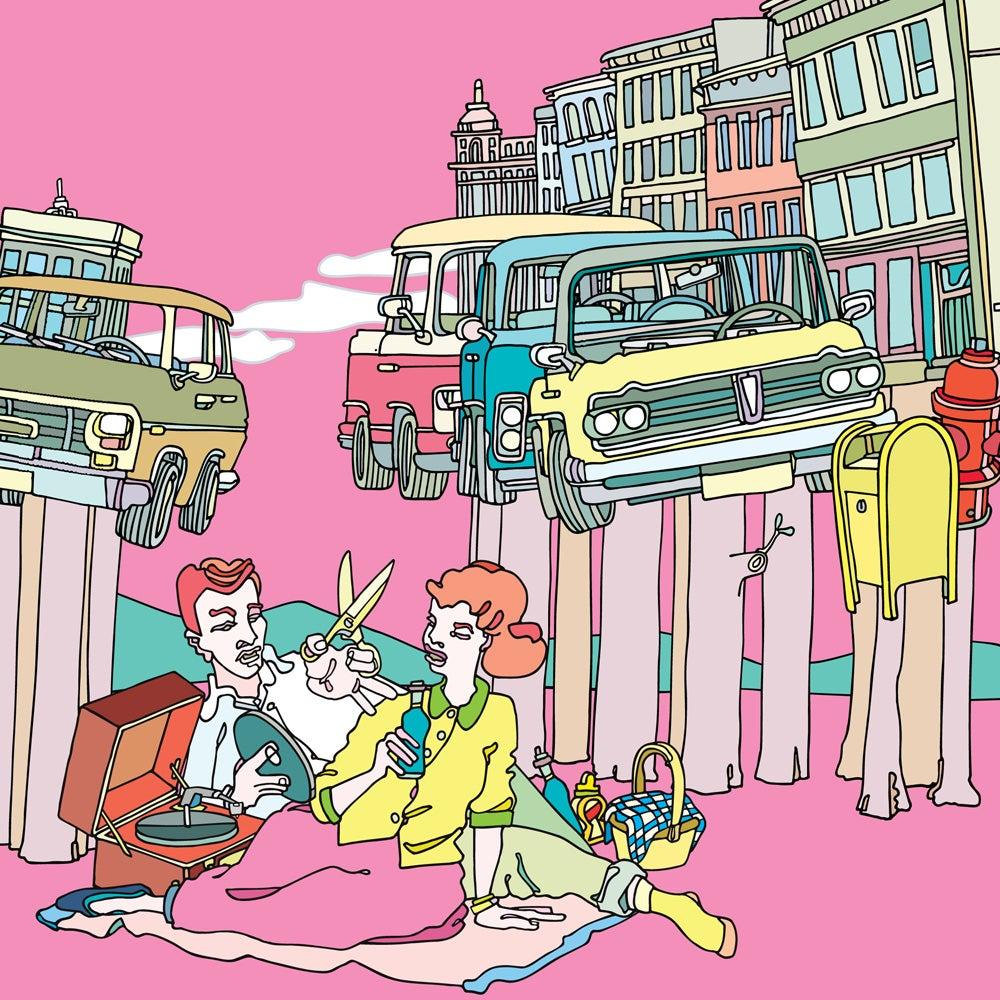Image of Back to Mine Series, Mercury Rev (2006)