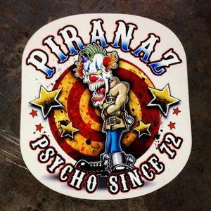 Image of Psycho Since Sticker