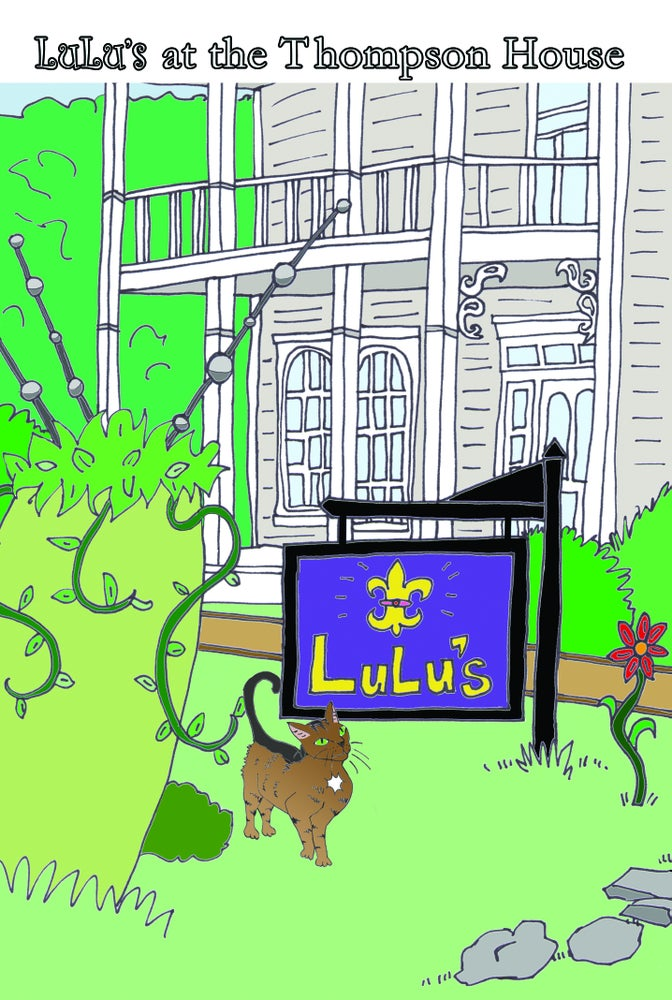 Image of Postcard 2 - Lulu's at the Thompson House
