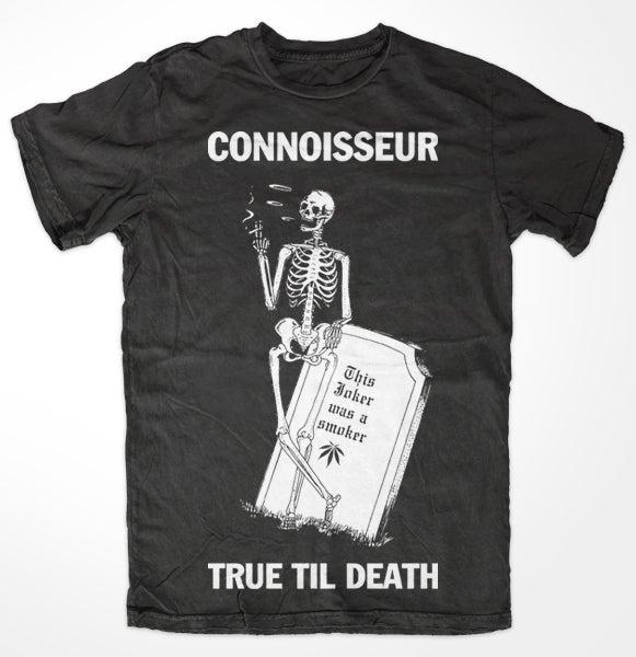 "Image of Connoisseur - ""True Til Death"" Men's Shirt"