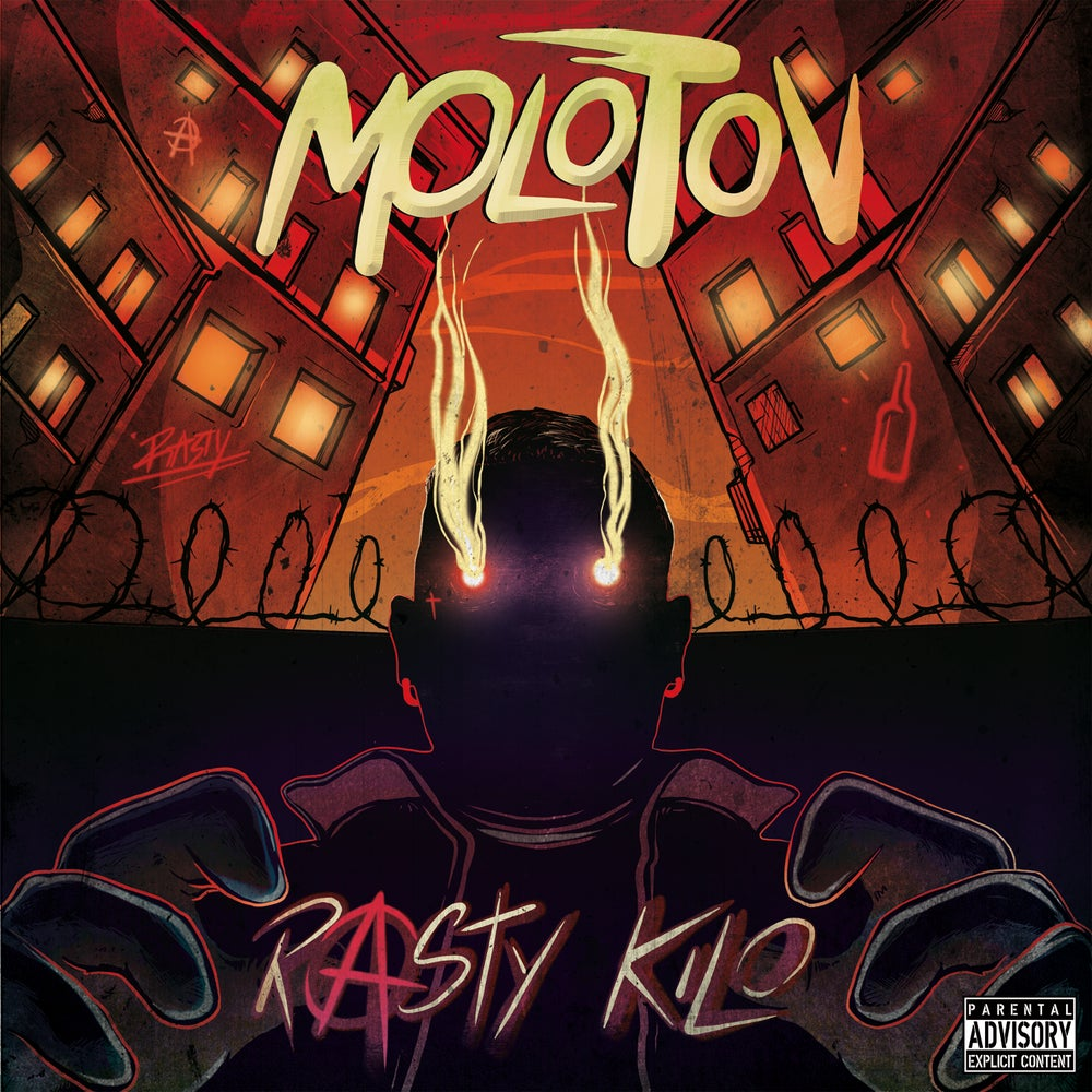 Image of Rasty Kilo - Molotov (Album)