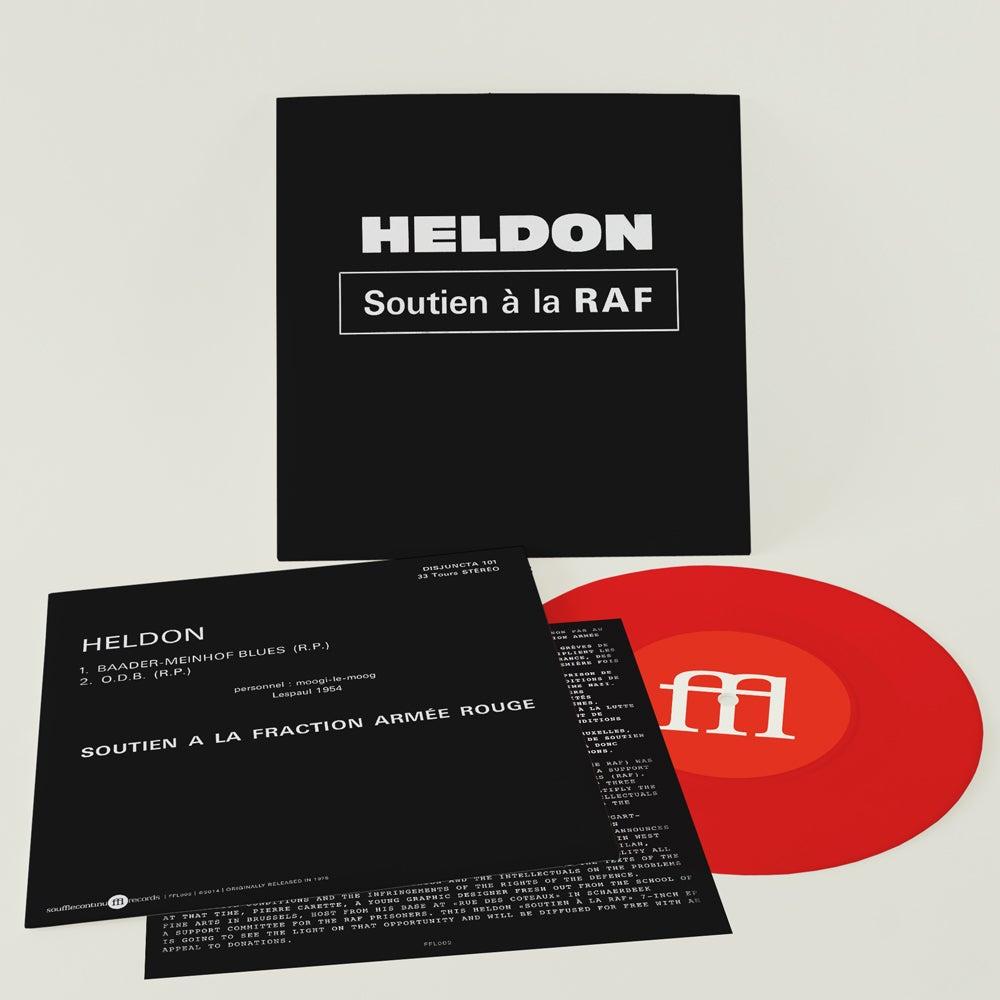 Image of HELDON - SOUTIEN A LA RAF (FFL002)