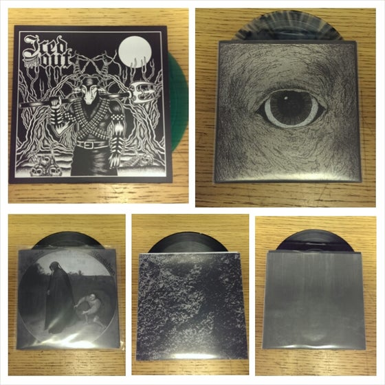 Image of Distro Vinyl