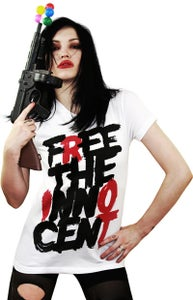 Image of Free The Innocent (Womens)