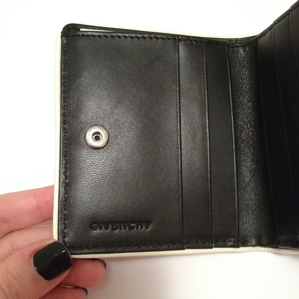 Image of SOLD Authentic Givenchy 2012 Bi-Fold Wallet Purse