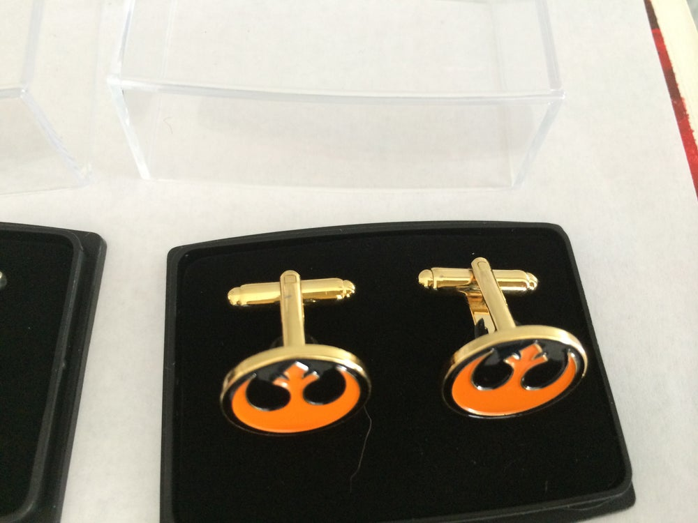 Image of Rebel Cuff Links